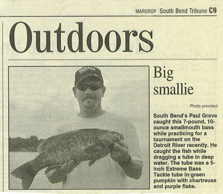 Fishing report capt wayne carpenter s bass to the future page 7 - Bass Baits Capt Wayne Carpenter S Bass To The Future