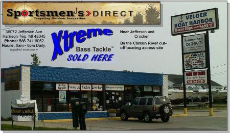 Storefront w XBT
