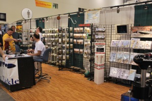 USSGR Booth Far End View